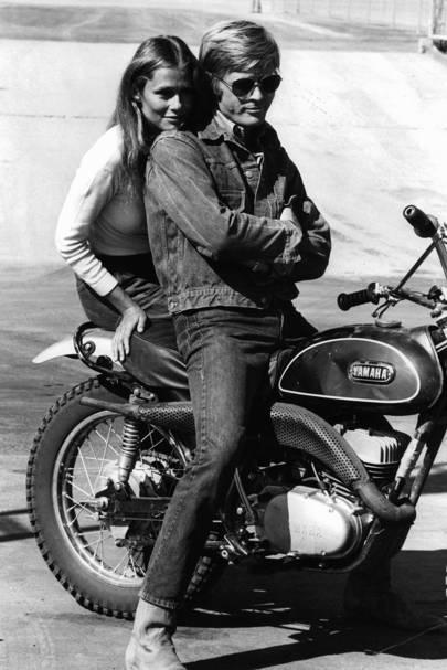 Lauren Hutton - 1970
