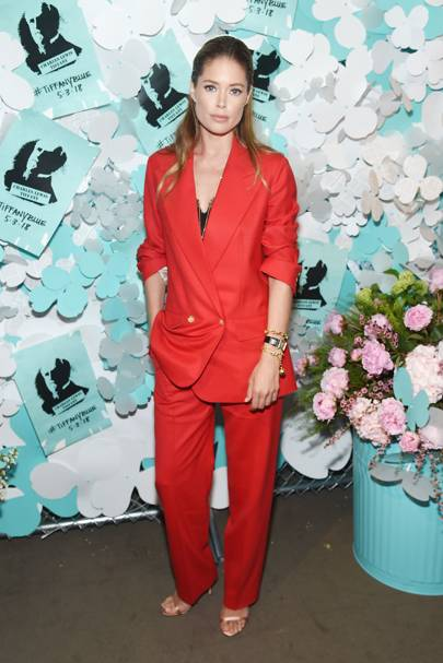Tiffany & Co Paper Flowers Event And Believe In Dreams Campaign Launch, New York - May 3 2018