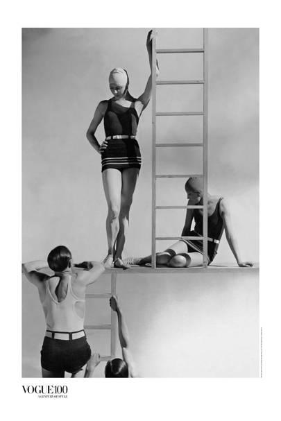 Vogue Exhibition Poster, £25
