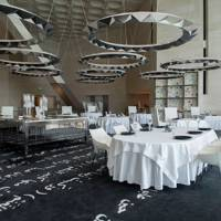 The Rooftop Restaurant: IDAM by Alain Ducasse