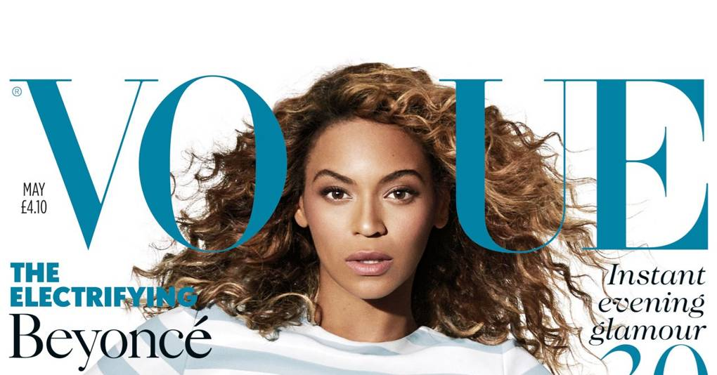 feminism and vogue cover This marks queen bey's second vogue cover in the last three months in the cover story, the pop star reluctantly opens up about being a feminist (that word can.
