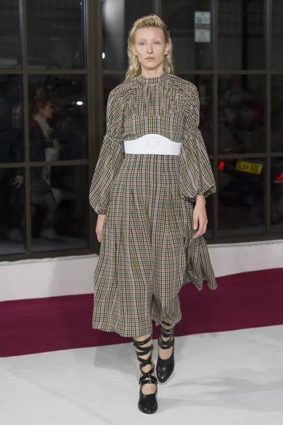 39b0c7befa3 Emilia Wickstead Autumn Winter 2018 Ready-To-Wear show report ...