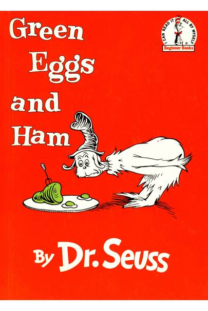 Green Eggs and Ham - Trying New Things Helps You Grow