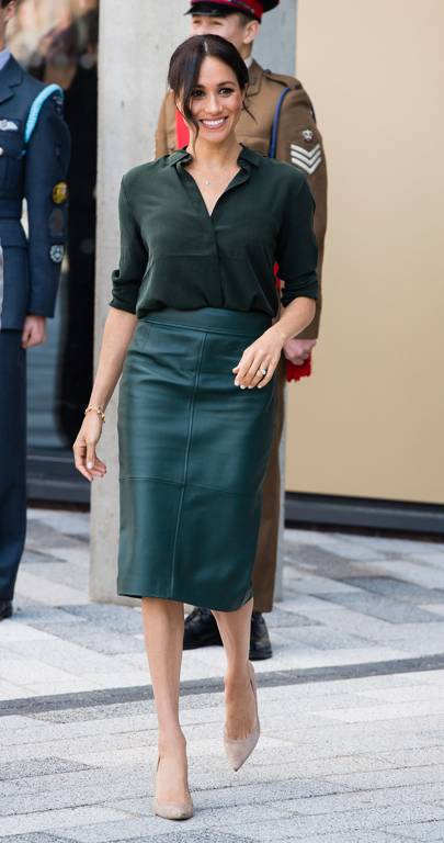 Duchess of Sussex visits the University of Chichester, Sussex –  October 3 2018