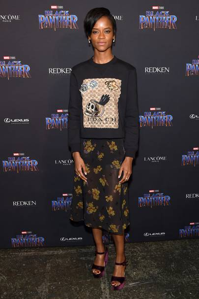 'Black Panther' Welcome To Wakanda Showcase, New York – February 12 2018