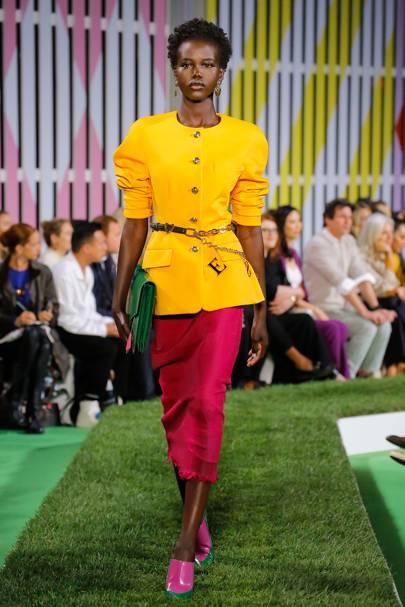 3a6dc60eac Escada Spring/Summer 2019 Ready-To-Wear show report   British Vogue