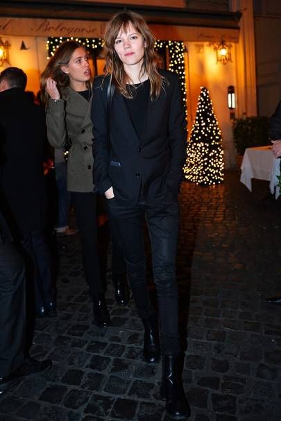 Chanel party, Rome – November 30 2015