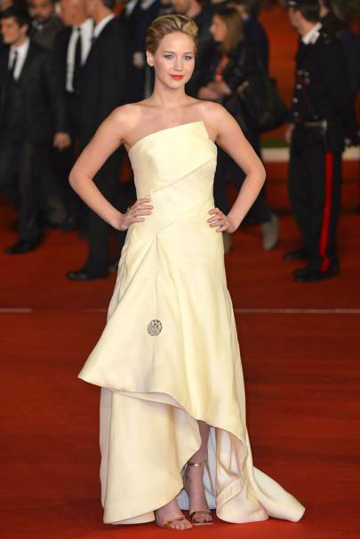 The Hunger Games: Catching Fire premiere, Rome Film Festival – November 14 2013