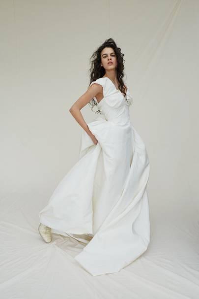 Vivienne Westwood Made To Order Bridal Photographer Maria Ziegelboeck Stylist Sabina Schreder