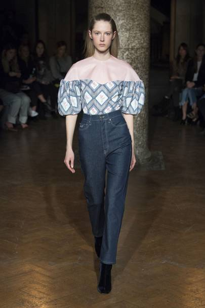 Emilia Wickstead Autumn/Winter 2017 Ready-To-Wear show report | British  Vogue