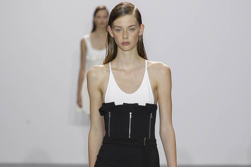 67276fb0e02d David Koma Spring Summer 2016 Ready-To-Wear show report
