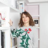 Alexandra Shulman, editor British Vogue