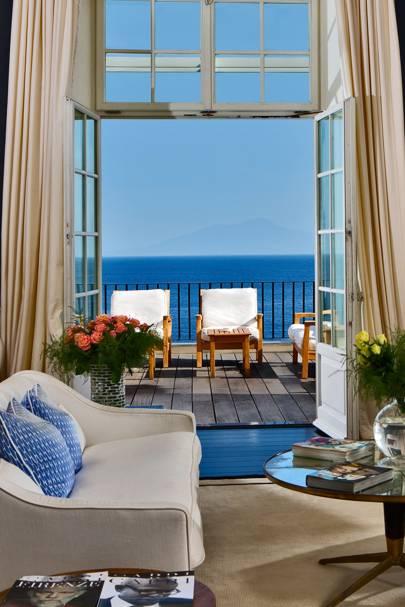 Most Intimate: JK Place, Capri