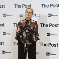'The Post' Photo Call, Milan – January 15 2018