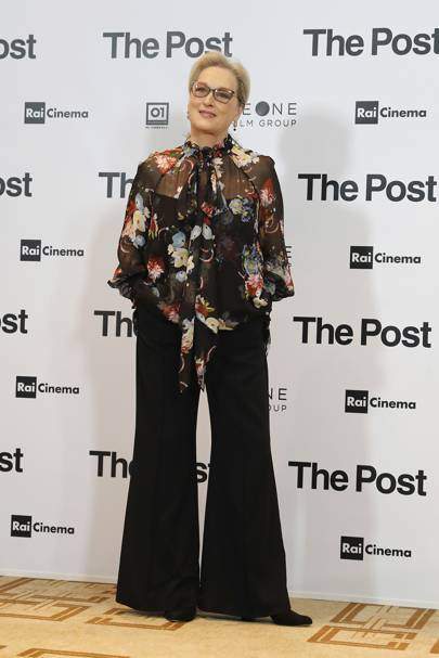 'The Post' Photo Call, Milan – January 15 2018