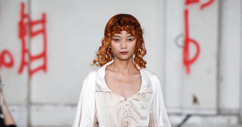 784f2caf09f Fashion East - Asai Spring Summer 2019 Ready-To-Wear show report ...