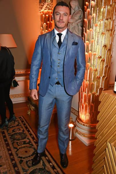 London Collections: Men opening party, London - January 7 2016
