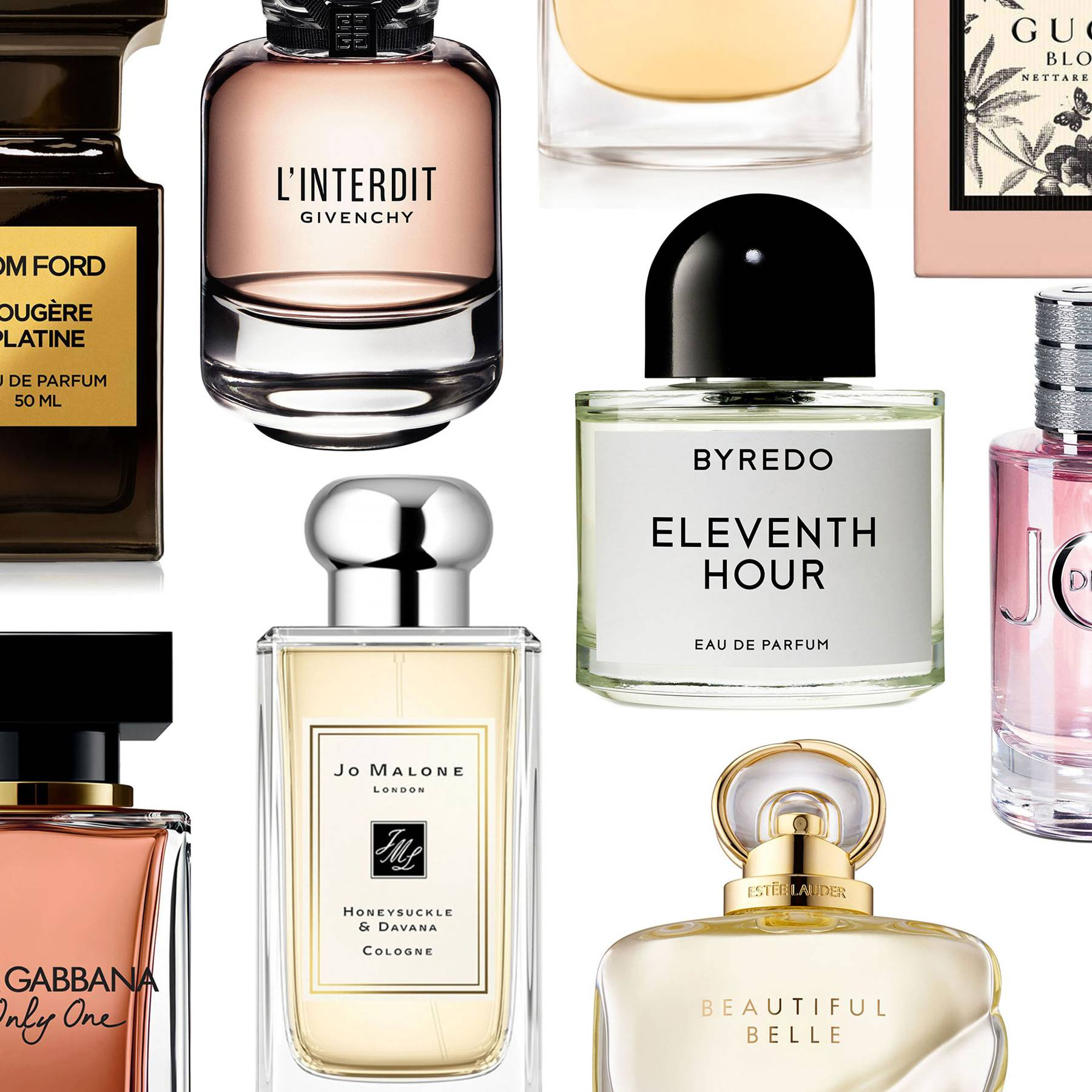 What are the perfume trend 85