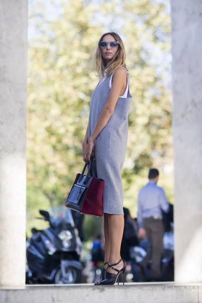 Candella Novembre, model