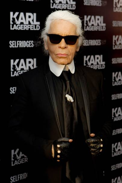 Karl Lagerfeld On The Royals And Fashion Rules