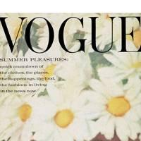 Vogue Cover, June 1962