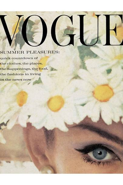 Vogue Cover, June 1962