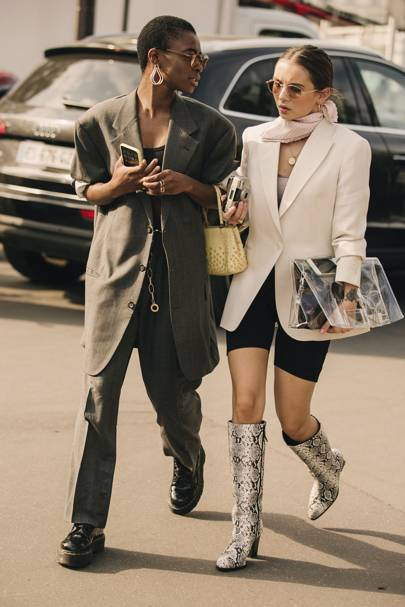 Suiting Has A New Sporty Attitude
