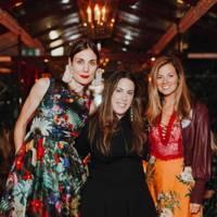 Nasiba Adilova & FLOWERBX Dinner For Mary Katrantzou - September 18