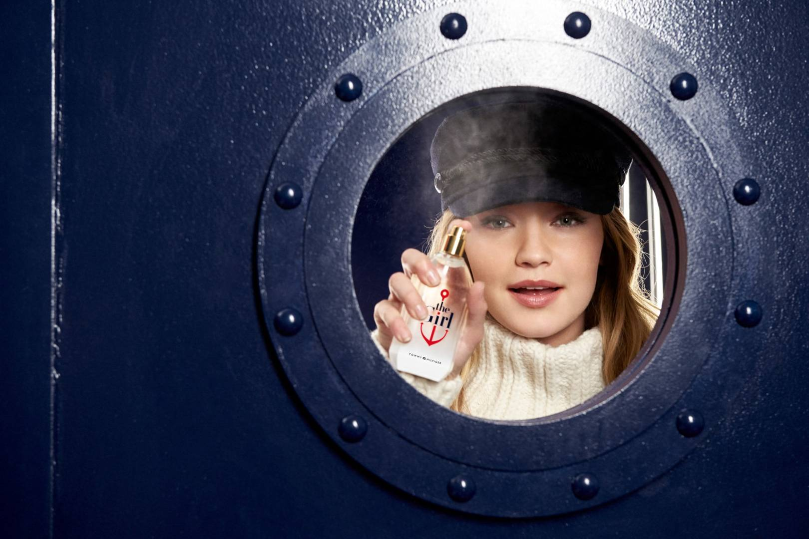 ce60a45a21e234 Gigi Hadid For Tommy Hilfiger The Girl | British Vogue