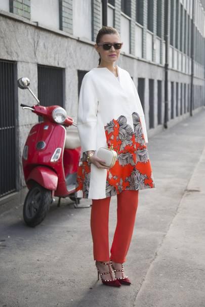 Veronica Ferraro, blogger