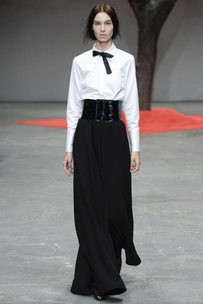 Robe noir et blanche amazon