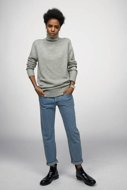 The Cashmere Sweater: