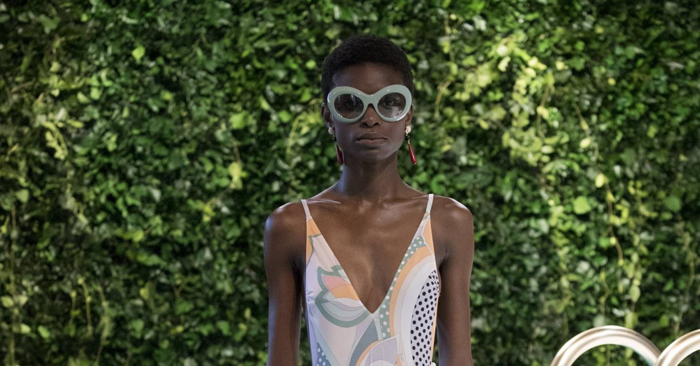 1ce33fa9f0ced Emilio Pucci Spring/Summer 2018 Ready-To-Wear show report | British Vogue