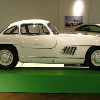 Mercedes Benz - 300 SL Gullwing