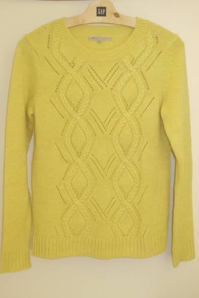 Bright knits