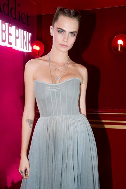 68121350ba77 Cara Delevinge Features On Shy FX's New Track | British Vogue