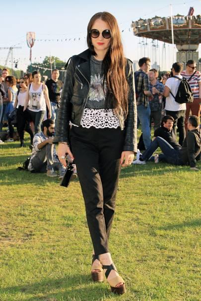 Hermione de Paula, fashion designer