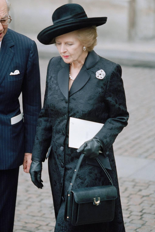 16add7ce3b Margaret Thatcher Launer Handbags See Sales Rise