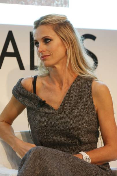 Laura Bailey, model and writer