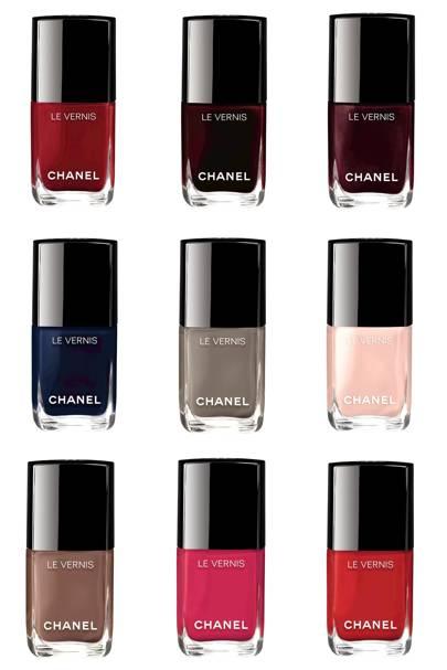 chanel nail polish. advertisement chanel nail polish b
