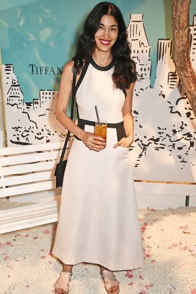 Tiffany & Co Fifth & 57th exhibition launch, London - July 1 2015