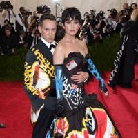 Katy Perry with Jeremy Scott