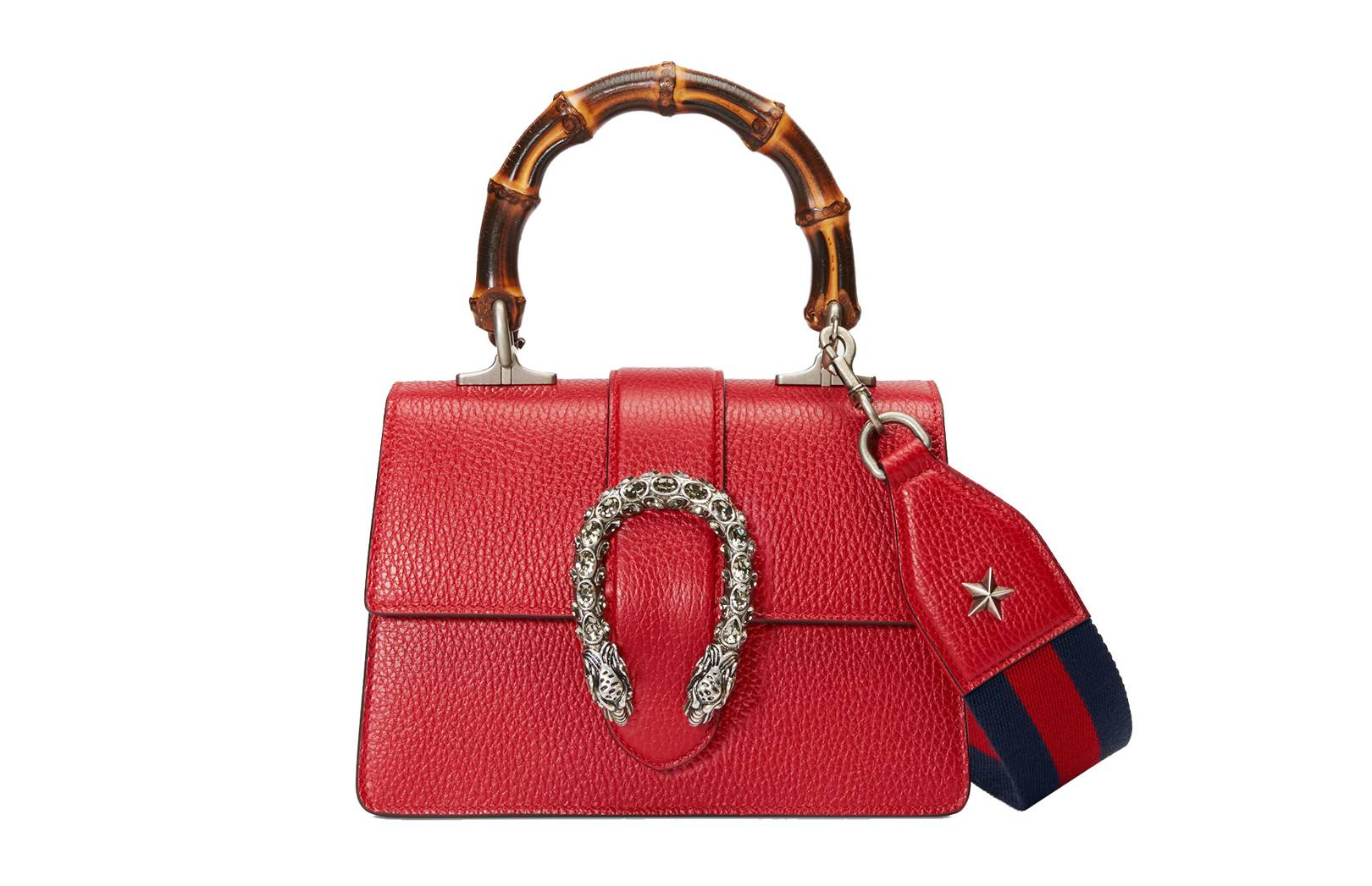 984444c56ecb The Best Red Handbags To Wear Now | British Vogue