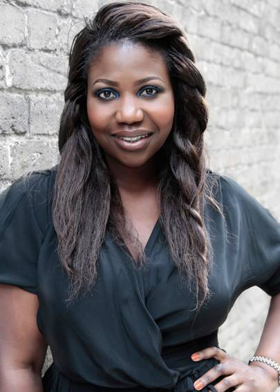 Charlotte Mensah was inducted into the British Hairdressing Awards Hall Of Fame