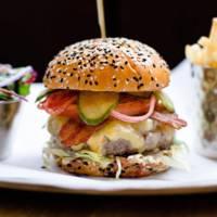 Burger + Lobster