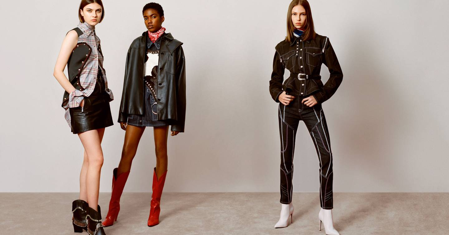 How To Take A Fresh Approach To Western Style British Vogue