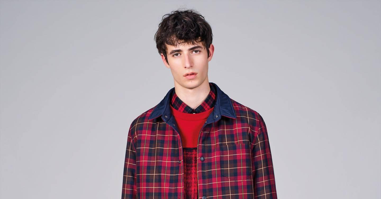 f5bc3b80 Tommy Hilfiger Autumn/Winter 2017 Menswear show report | British Vogue
