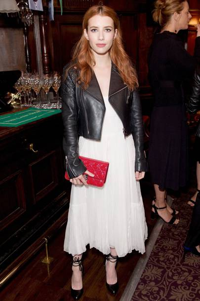 The Lady Dior Party, London - May 30 2016