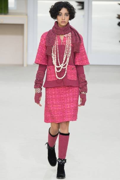 64d197d63f76 Chanel Autumn Winter 2016 Ready-To-Wear show report