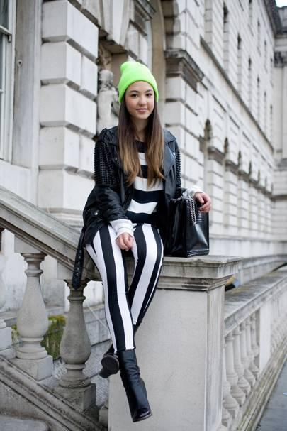 Maria Zantos, student